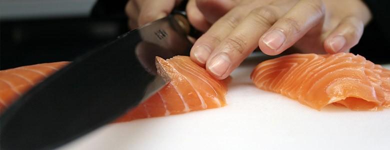 Japanische Kochmesser