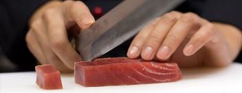 Traditionelle japanische Messer