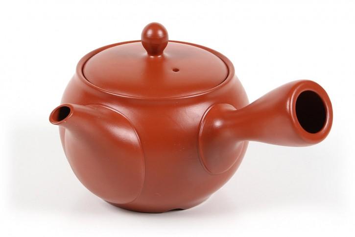 Japanische Teekanne muji rot, 450 ml
