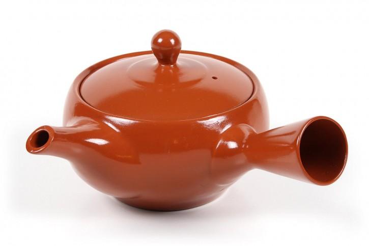 Japanische Teekanne rot 500ml