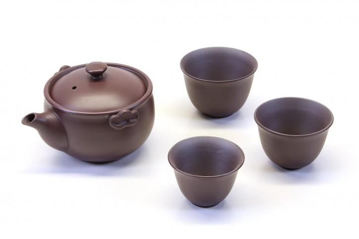 Tee-Geshirr Reiseset