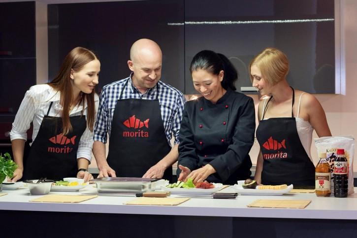 Gutschein –  Sushi-Kochkurs I