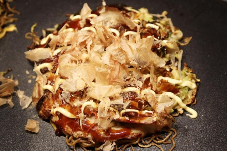 Gutschein –  Okonomiyaki-Kochkurs
