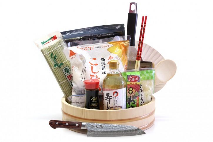 Sushi-Set A Santoku