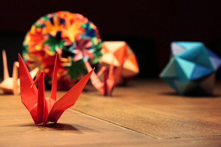 Origami Workshop Mi, 22.06.2022, 18.00 Uhr