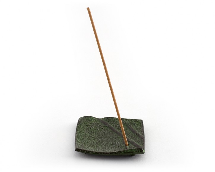 Incense-Halter take, grün