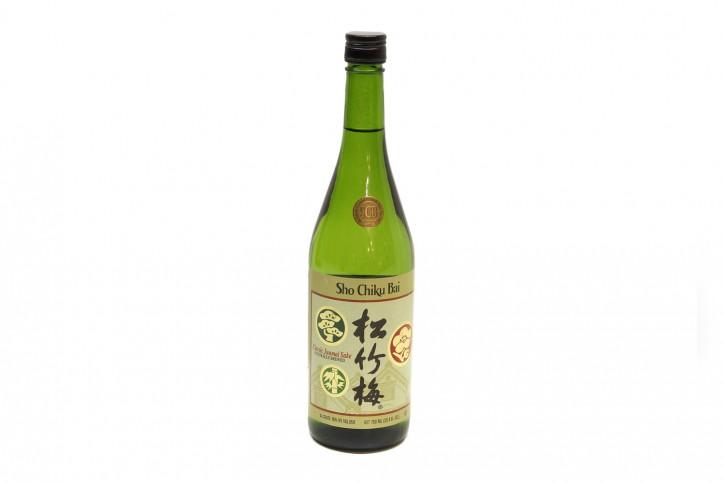 Sake »Sho Chiku Bai«