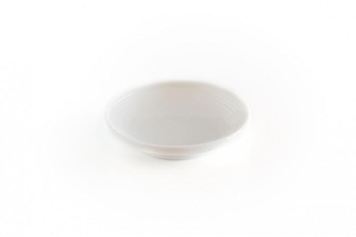 Sojasauce-Schälchen weiß