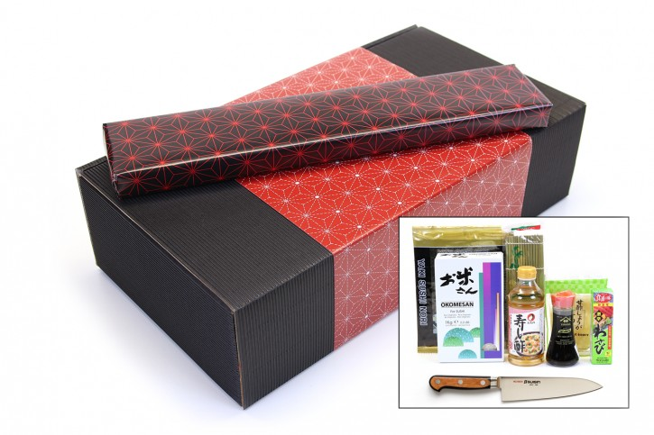 Sushi-Geschenk-Set Premium