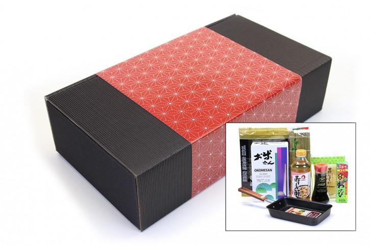 Sushi-Geschenk-Set mit Tamago-Pfanne