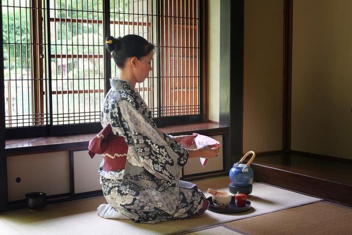 Gutschein –  Japanische Tee-Zeremonie