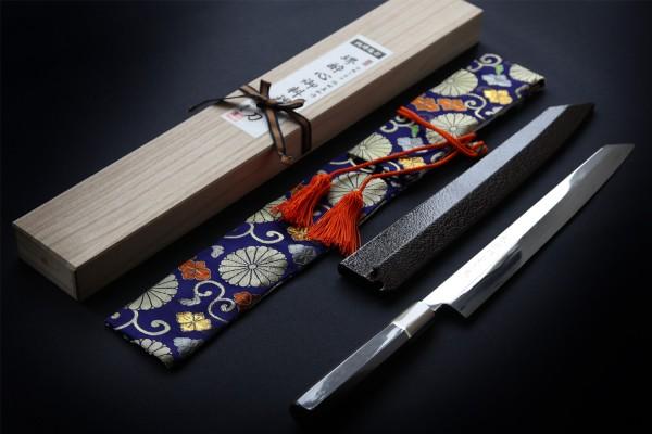 Kengata Yanagiba – Suisin »Shiro Mizu-Honyaki«