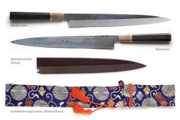 Yanagiba – Suisin Shiro Fuji Honyaki