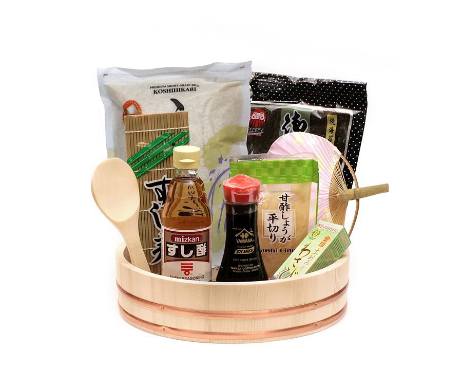 sushi set b sushi selber machen. Black Bedroom Furniture Sets. Home Design Ideas