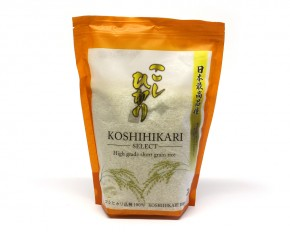 Sushi-Reis »Koshihikari«