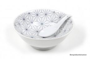 Keramik-Löffel »Renge« weiß