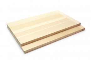 Schneidebrett aus Hinoki-Holz, leicht, groß