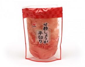 Gari, Sushi-Ingwer rosa