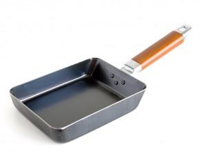 Tamagoyaki-Pfanne aus Eisen